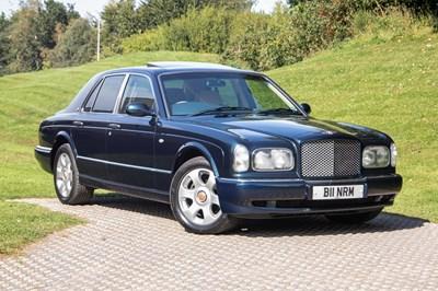 Lot 5 - 1999 Bentley Arnage Green Label