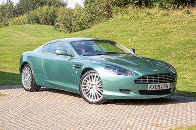 Lot 29 - 2008 Aston Martin DB9