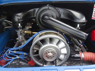 Lot 95 - 1967 Porsche 911 Targa 'Soft Window'
