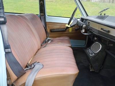 Lot 134 - 1972 Renault 6 TL