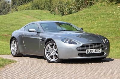 Lot 13 - 2006 Aston Martin V8 Vantage