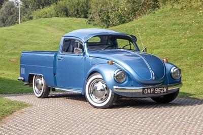 Lot 10 - 1971 Volkswagen Beetle Pickup