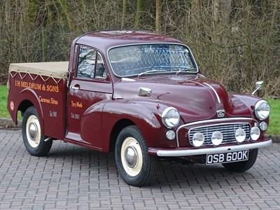Lot 1971 Austin 6 CWT Pickup