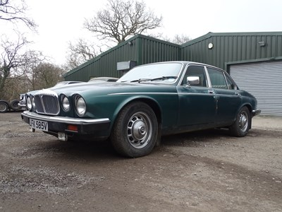 Lot 5 - 1980 Daimler Sovereign 4.2
