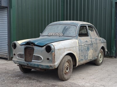 Lot 1 - 1960 Wolseley 1500 MK2