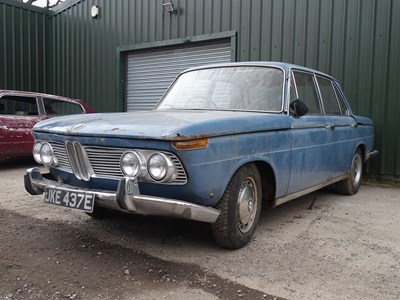 "Lot 3 - 1967 BMW 2000 ""Neue Klasse"" ""The New Class"""
