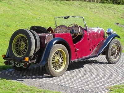Lot 72 - 1935 Singer Nine Le Mans