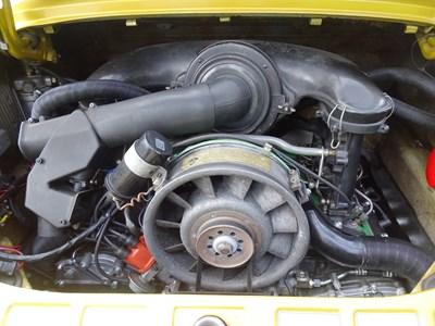 Lot 104 - 1973 Porsche 911 E 2.4 Targa